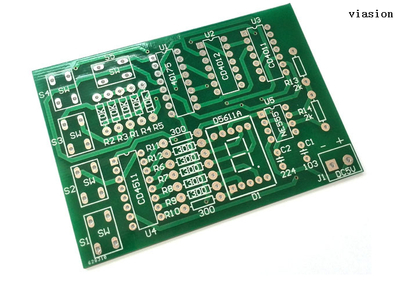 Immersion gold circuit board