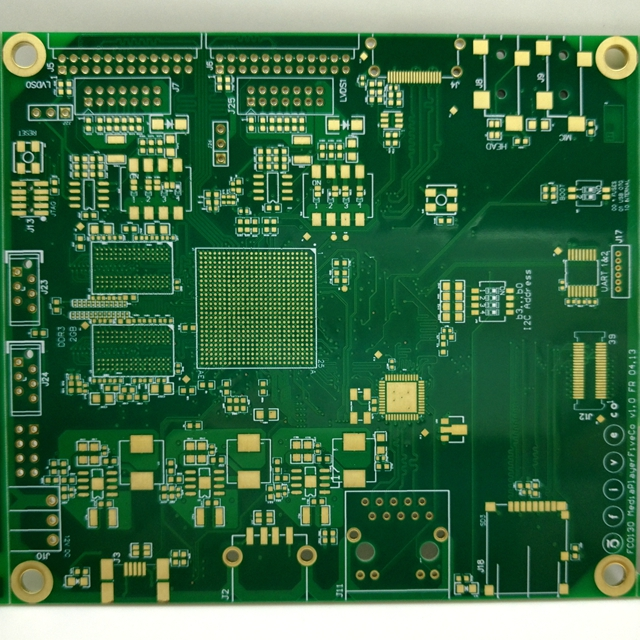 In the circuit board surface treatment process, which is better, tin spraying or immersion gold